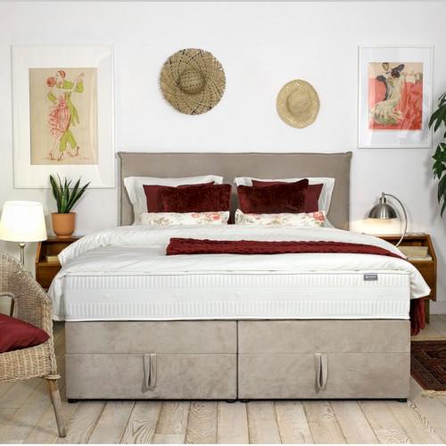 Hilding - łóżka kontynentalne